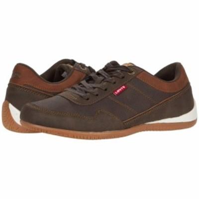 リーバイス Levis Shoes メンズ スニーカー シューズ・靴 Rio 3 Tumbled Wax Brown/Tan
