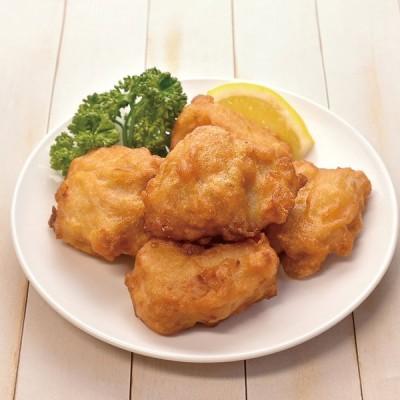 冷凍食品 業務用 鶏ムネ 唐揚 1袋1kg (30〜35個入) ×6袋 22387 弁当 からあげ 唐揚 揚物