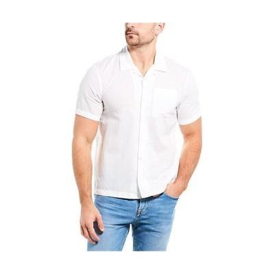 メンズ ファッション  James Perse Voile Lotus Shirt