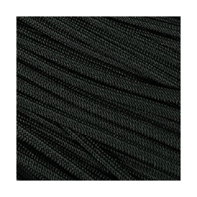 ロスコ パラコード 30M 耐加重250Kg ブラック