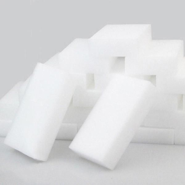 科技海綿 海綿擦 海綿刷 清潔刷 納米清潔海綿(裸裝-薄) 【A008-2】米菈生活館