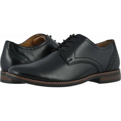 ナンブッシュ Nunn Bush メンズ 革靴・ビジネスシューズ シューズ・靴 Fifth Ward Flex Plain Toe Oxford Black