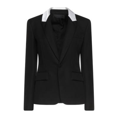 ハイダー アッカーマン HAIDER ACKERMANN テーラードジャケット ブラック 38 バージンウール 100% / シルク テーラードジャ