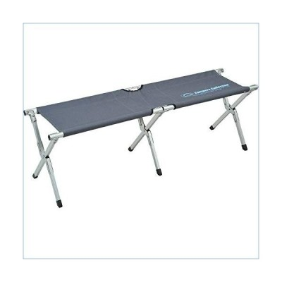 Campers Collection e- Next Bench Gray EXT-B35 (GY) Lightweight 2000g with Aluminum Carry Bag並行輸入品