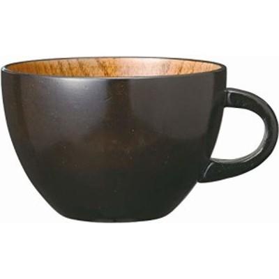 阿瀬真三 お椀 スープカップ ちひろ 黒スリ F1911