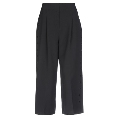 DKNY パンツ ブラック 4 ポリエステル 88% / ポリウレタン 12% パンツ