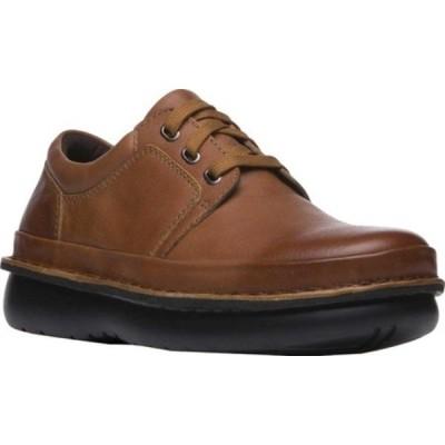 プロペット メンズ シューズ スニーカー Village Walker Cognac Leather