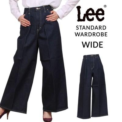 Lee リー レディース ジーンズ ワイド LL2608 STANDARD WARDROBE
