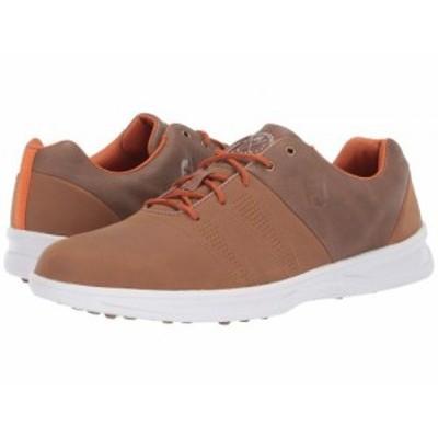 FootJoy フットジョイ メンズ 男性用 シューズ 靴 スニーカー 運動靴 Contour Casual Brown 2【送料無料】