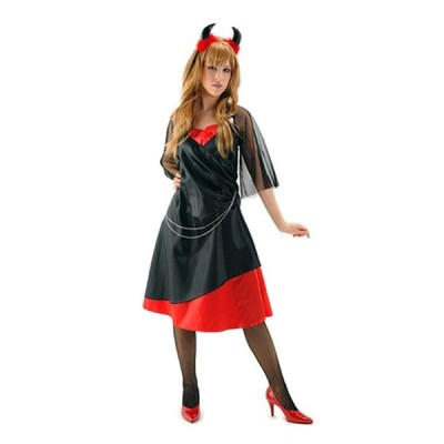 ドレッシーデビル 悪魔 コスプレ レディース 衣装 ハロウィン 仮装 コスチューム 奉仕品