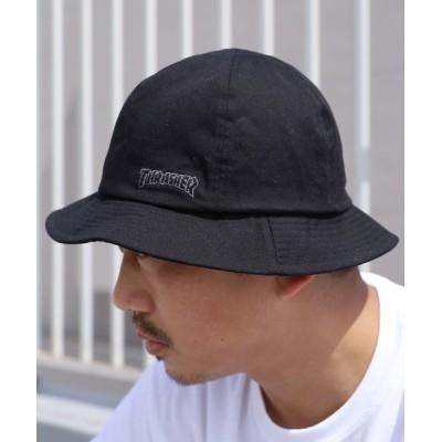 ROOP TOKYO / THRASHER/スラッシャー GE14 THRASHER 21TH-H11 ラウンド バケットハット MEN 帽子 > ハット