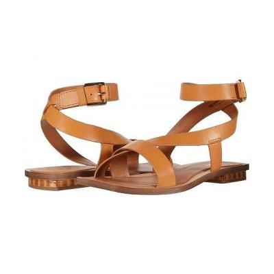 Franco Sarto フランコサルト レディース 女性用 シューズ 靴 サンダル Ema by SARTO - Camel Leather