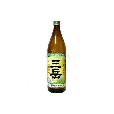 三岳  芋焼酎 25度 900ml瓶