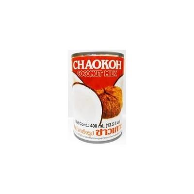 ≪ハラール≫ チャオコー ココナッツミルク#4 400ml  ※48缶まで1個口で発送可能