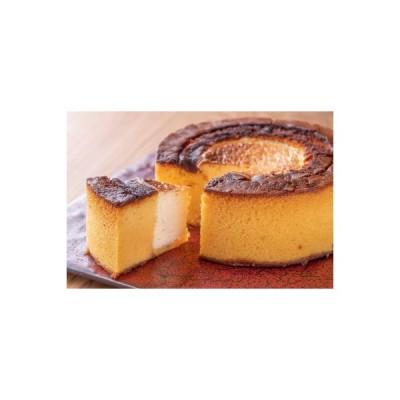 長崎市 ふるさと納税 新感覚カステラデザート!バスク・チーズ・カステラ