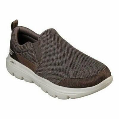 SKECHERS スケッチャーズ スポーツ用品 シューズ Skechers Mens  GOwalk Evolution Ultra Impeccable Slip-On Shoe