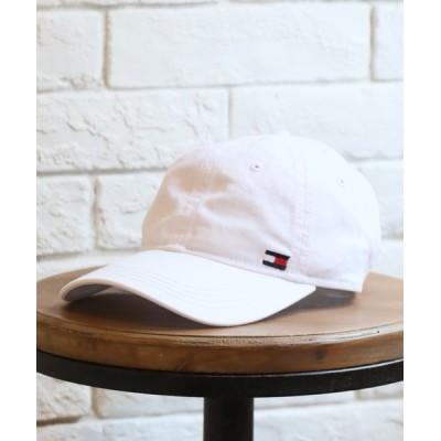 CORPUS TOKYO / 【TOMMY HILFIGER/トミーヒルフィガー】ワンポイントロゴ キャップ MEN 帽子 > キャップ