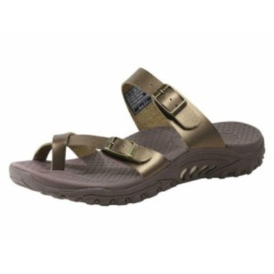 flip フリップ ファッション サンダル Skechers women reggae list strappy sandals flip flops