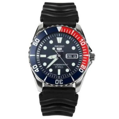 腕時計 セイコー Seiko 5 スポーツ JAPAN 7S36 メンズ スポーツ 腕時計 No Box SNZF15 SNZF15J2