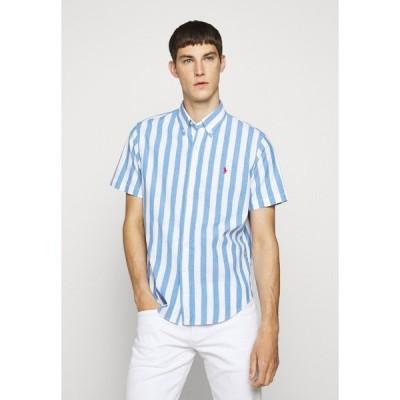 ラルフローレン シャツ メンズ トップス BEACH POPLIN - Shirt - blue