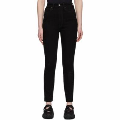 アクネ ストゥディオズ Acne Studios レディース ジーンズ・デニム ボトムス・パンツ black bla konst 1994 jeans Black