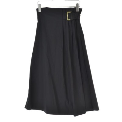 ZARA / ザラ サイドプリーツマキシ スカート