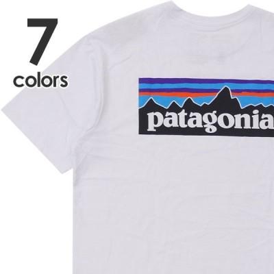 新品 パタゴニア Patagonia 21SS M's P-6 Logo Responsibili Tee P-6ロゴ レスポンシビリ Tシャツ 38504 2021SS 200008435020 半袖Tシャツ