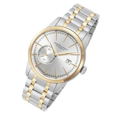 【箱訳あり】ハミルトン HAMILTON 腕時計 H40525151 AMERICAN CLASSIC アメリカンクラシック RAILROAD レイルロード 自動巻き メンズ