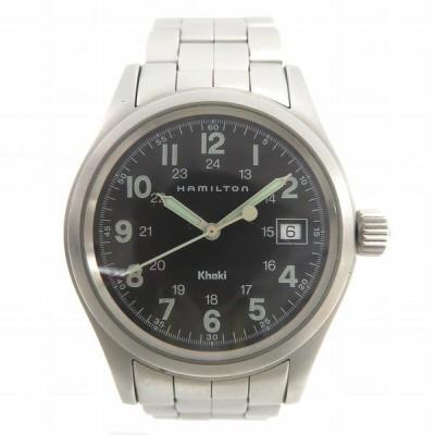 ハミルトン カーキ 6361 クォーツ 時計 腕時計 メンズ 【中古】