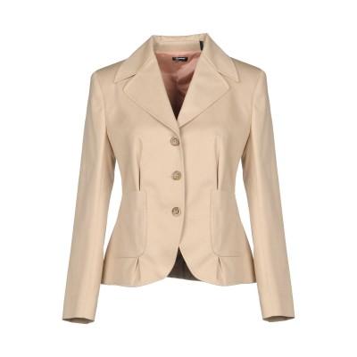 JIL SANDER NAVY テーラードジャケット ベージュ 38 97% コットン 3% ポリウレタン テーラードジャケット