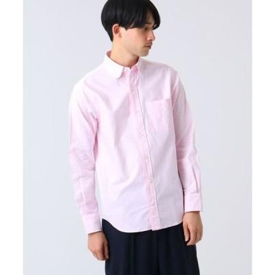 DRESSTERIOR / ドレステリア 定番OXラウンドカラーシャツ