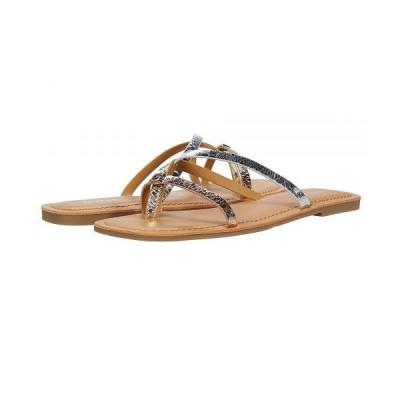 GUESS ゲス レディース 女性用 シューズ 靴 サンダル Caleah - Silver Multi