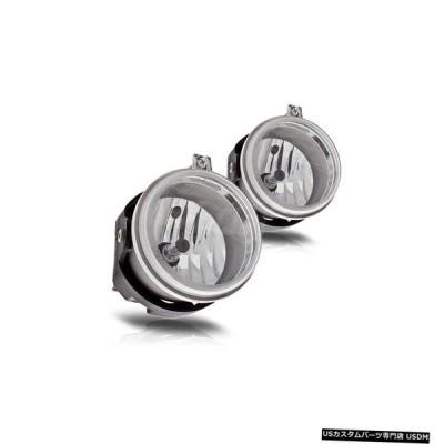輸入カーパーツ フォグランプのケースクライスラータウン&カントリーパシフィカセブリングジープコンパスパトリオットフォグランプアセンブリ  Case f