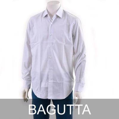 バグッタ シャツ BAGUTTA グレー B180L  05677