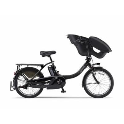 配送も店頭受取も可 電動自転車 ヤマハ 電動アシスト自転車 子供乗せ PAS Kiss mini un 20インチ 3段変速ギア 2020年 マットブラック2 ツ