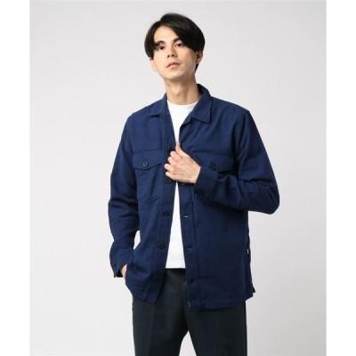 ジャケット ミリタリージャケット ワークシャツジャケット