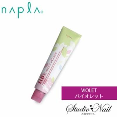 napla ナプラ HB ケアテクトカラー ファッションシェード バイオレット 80g入