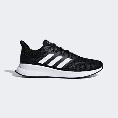 アディダス adidas ファルコンラン / FALCONRUN W (ブラック)