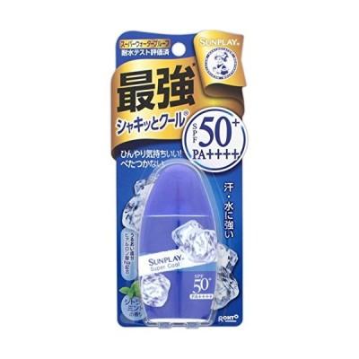 ロート製薬 メンソレータム サンプレイ スーパークール SPF50+ PA++++ 30g