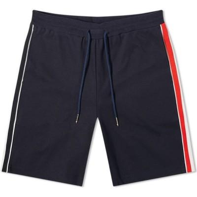 トム ブラウン Thom Browne メンズ ショートパンツ ボトムス・パンツ Interlock RWB Stripe Short Navy