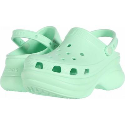クロックス Crocs レディース クロッグ シューズ・靴 Classic Bae Clog Neo Mint