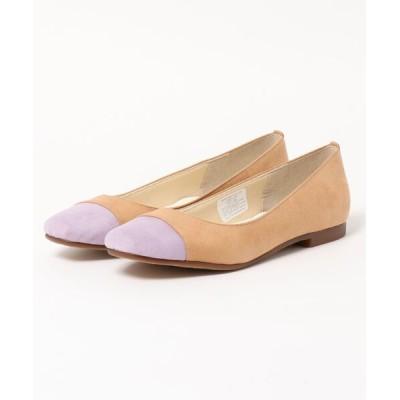 Parade ワシントン靴店 / 【Style JELLY BEANS】ラウンドフラットパンプス 138-3025 WOMEN シューズ > パンプス