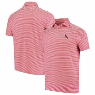 Vineyard Vines ヴィニヤード ヴァインズ シャツ ポロシャツ Vineyard Vines St. Louis Cardinals Red Winstead Sankaty Polo