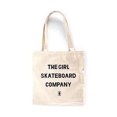 ガール トート バッグ GIRL SANS CANVAS TOTE BAG キャンバス トートバッグ 「レターパックライト対応」