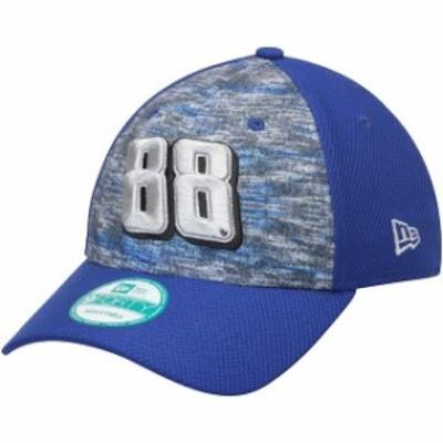 New Era ニュー エラ スポーツ用品  New Era Dale Earnhardt Jr. Gray/Royal Sub Mixer 9FORTY Adjustable Hat