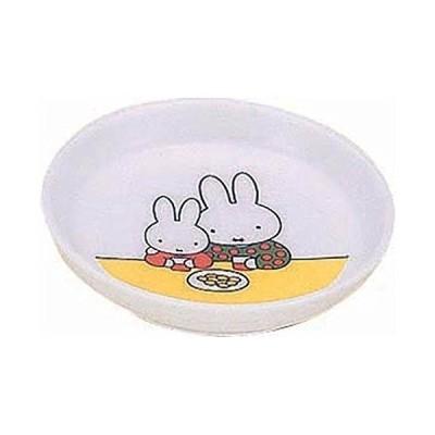 メラミン子供食器 ミッフィー 小皿 M-8C 商品コード5452110