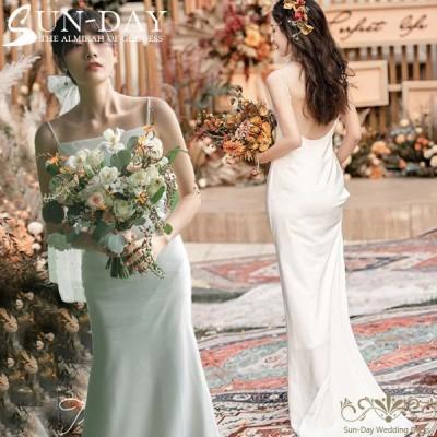 秋新品パーティードレス 成人式 結婚式 ウエディング ワンピース ウェディングドレス 冬 姫系 ホルターネック 花嫁ロングドレス お呼ばれ 二次会 挙式hs6016