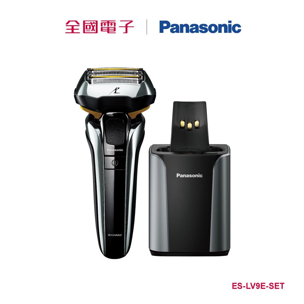 Panasonic電鬍刀爸氣尊爵版(2021)  ES-LV9E-SET 【全國電子】