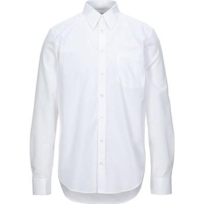 ヘルムート ラング HELMUT LANG メンズ シャツ トップス Solid Color Shirt White