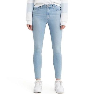 リーバイス レディース デニムパンツ ボトムス Levi'sR 721 High Rise Skinny Jeans